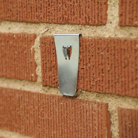 Brick Hangers Set Of 4 Improvement Com Home Whatnots