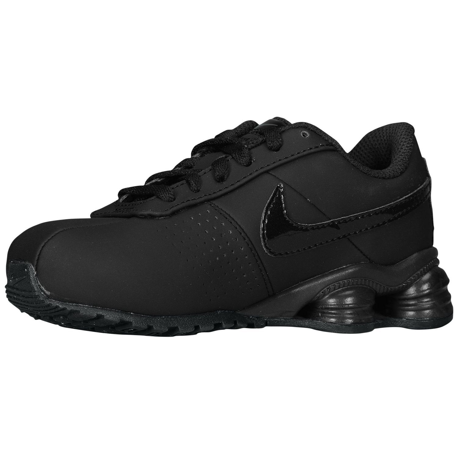 c8e89a00a5c3 Nike Shox Deliver - Boys  Preschool - Running - Shoes - Black Black  Anthracite