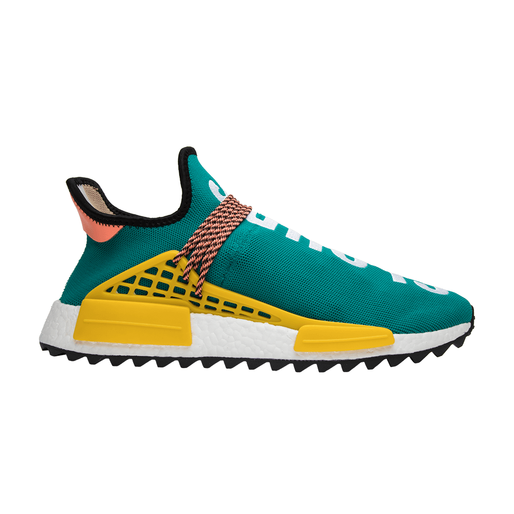 6ed732c160721 Buy and sell Pharrell x NMD Trail  Human Race  - Adidas on GOAT. We  guarantee authenticity on every sneaker purchase or your money back.