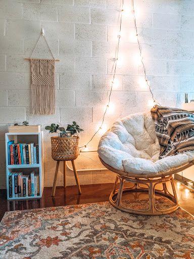 DIY Cozy Reading Nook