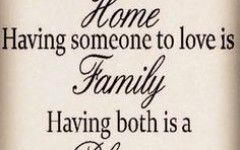 Nice Family Picture Quotes