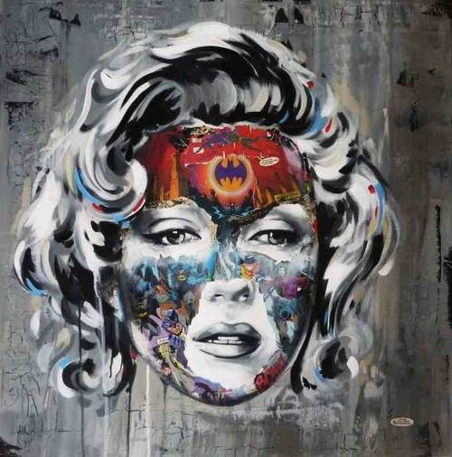Global Street Art • By Sandra Chevrier.