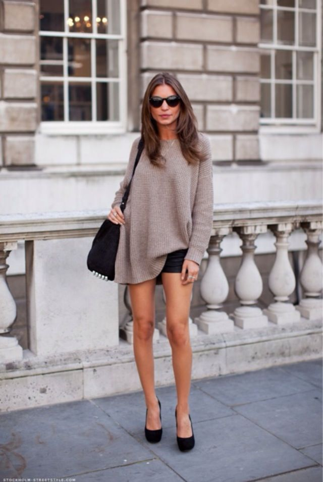 Lazy Day Outfit Combination Ideas | Legs, Shorts and Outfit ...