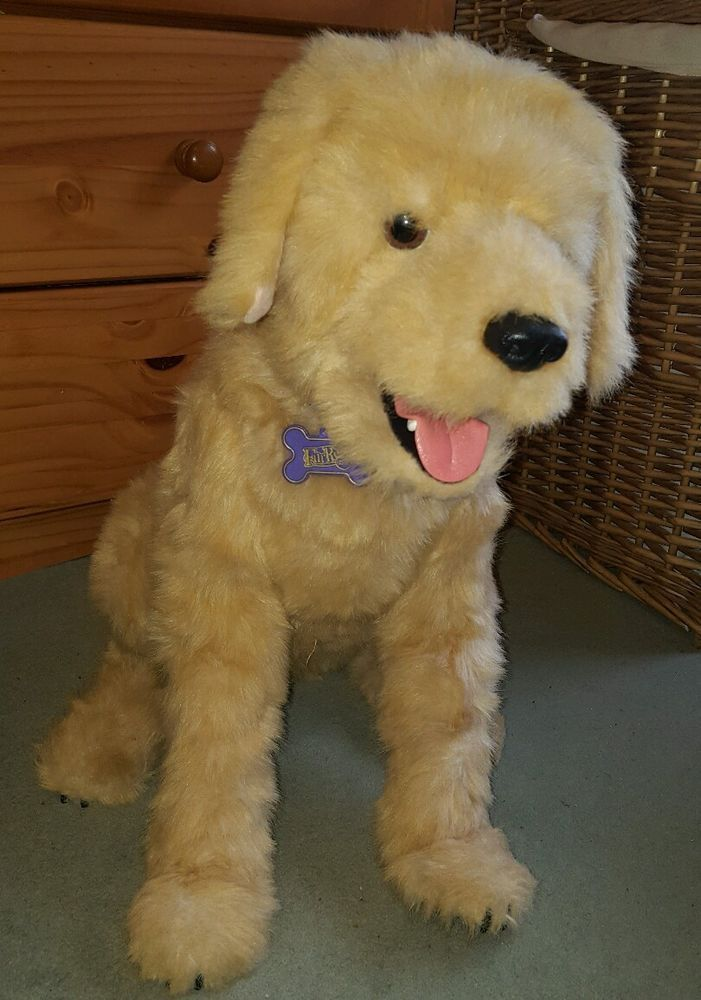 Furreal Friends Biscuit My Lovin Pup Golden Retriever Puppy