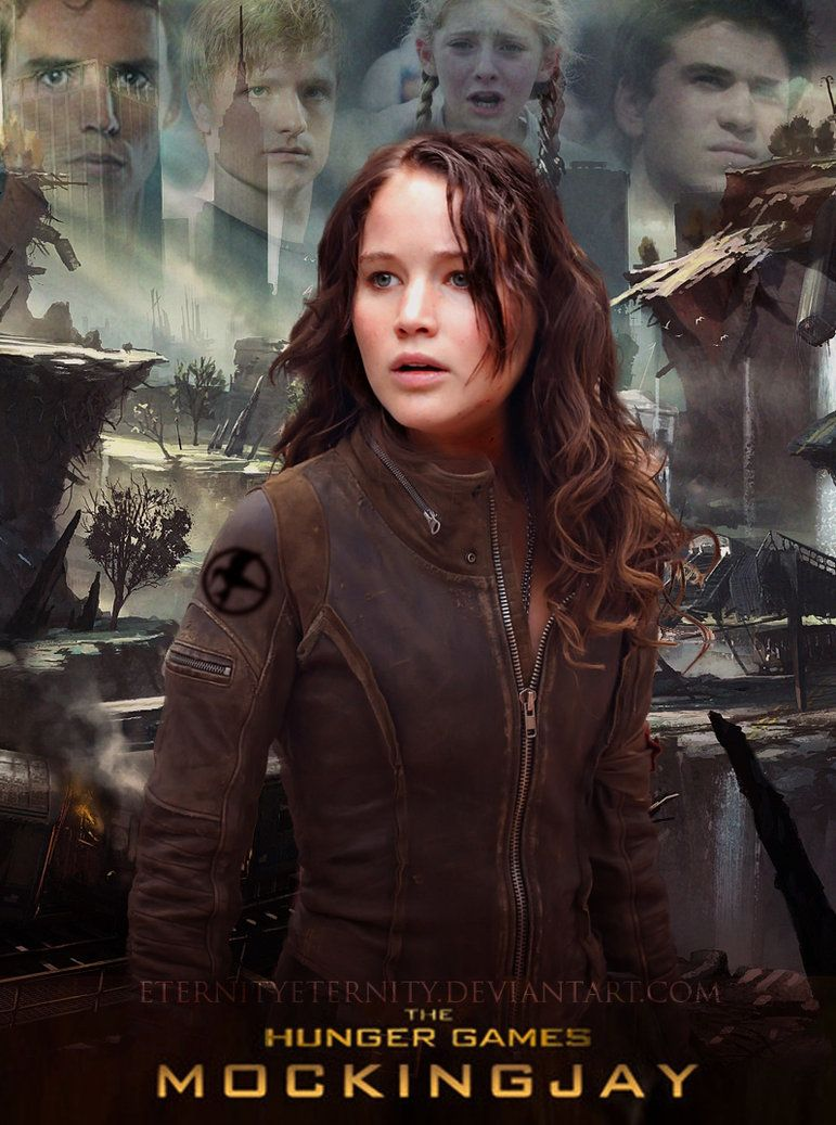 The Hunger Games: Mockingjay by EternityEternity ...