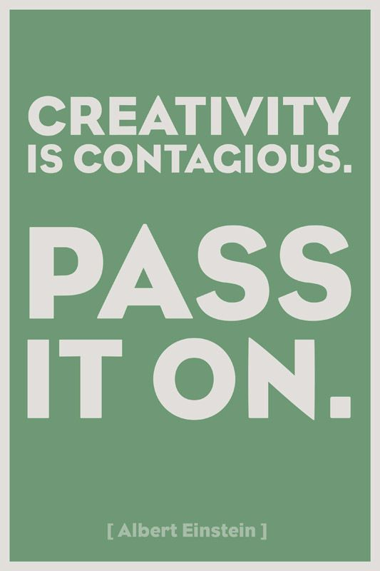 Quotes On Creativity Gorgeous Life.love.paper Blog  Quotes  Pinterest  Einstein Albert . Design Decoration