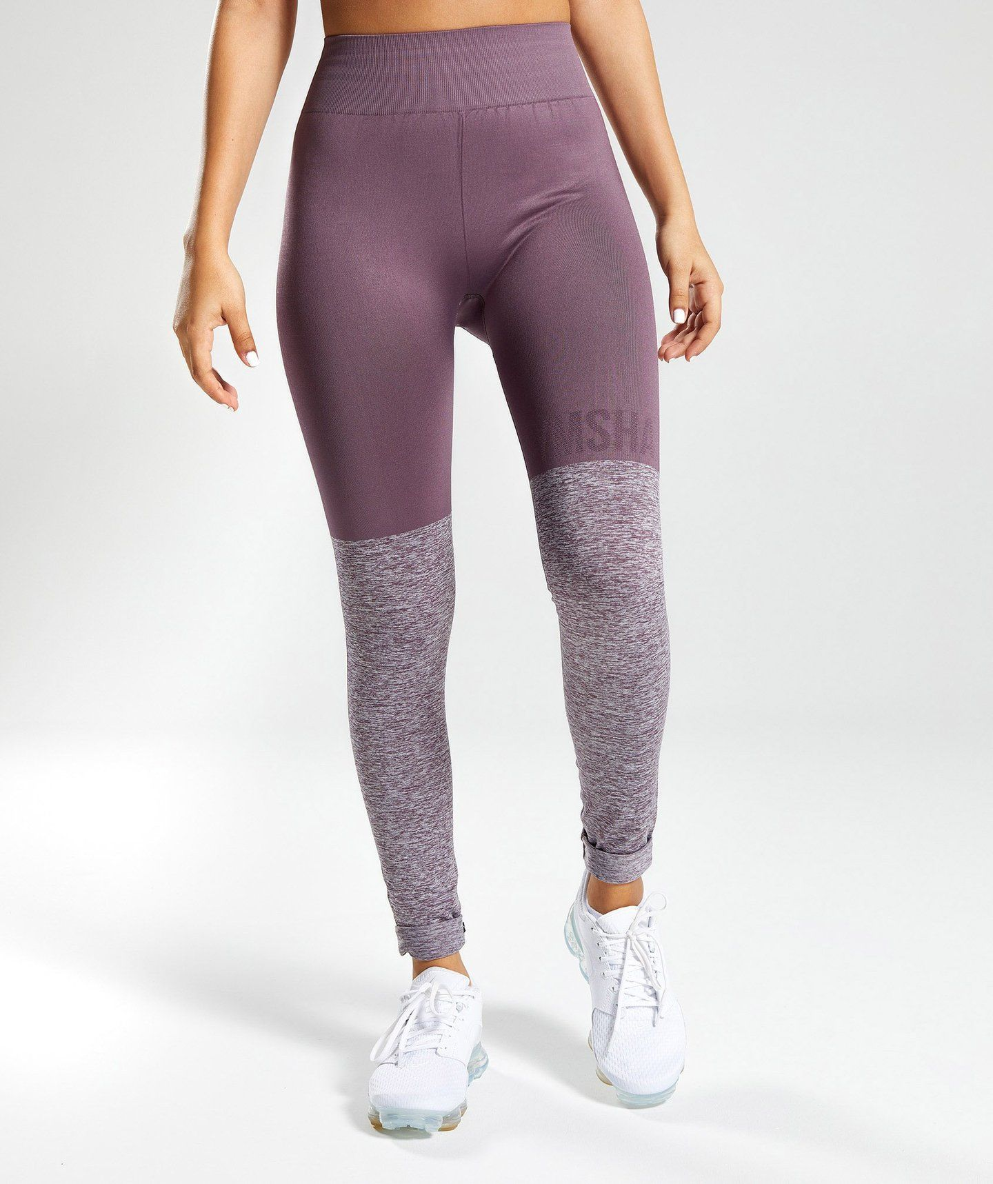 c0eabcde58db5 Gymshark TwoTone Seamless Leggings - Purple Wash 1 | Wishlist ...