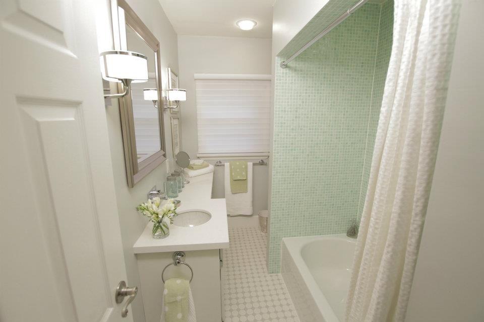 Serene Bathroom Property Brothers (after)