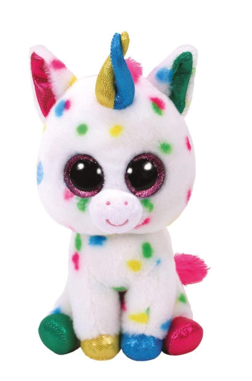 Harmonie The Unicorn Beanie Boo By Ty 6 In 2020
