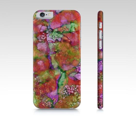In The Beginning, Blood Orange - Phone Case, iPhone 6/6S