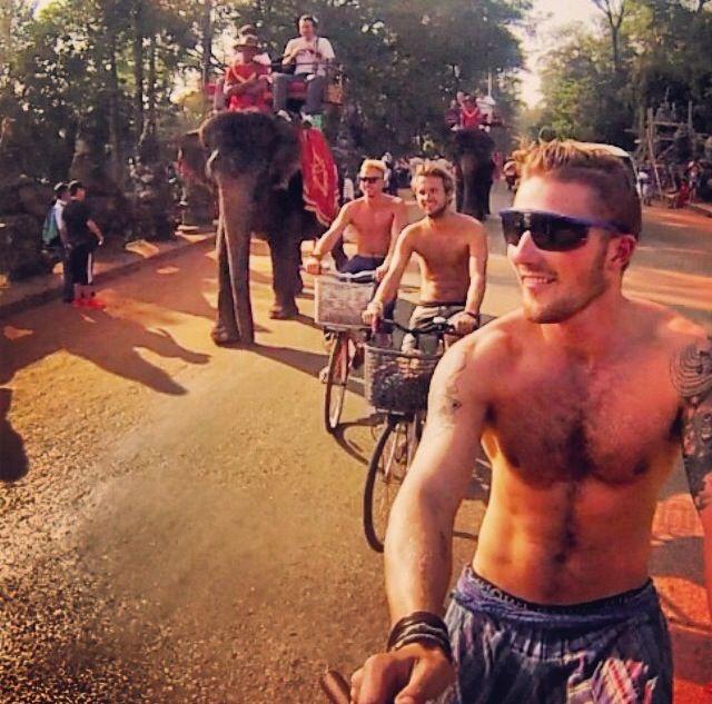 サイクリング好き〜