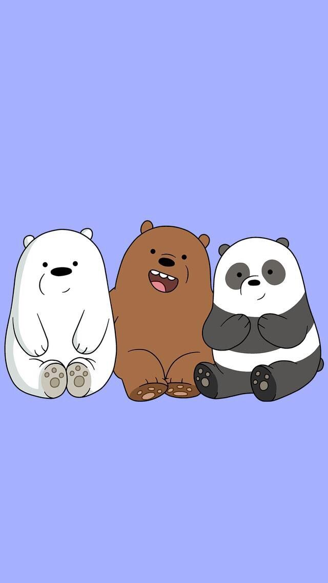 Papel De Parede Dos Ursos Sem Curso D Ayilar Pandalar Sevimli Karikatur