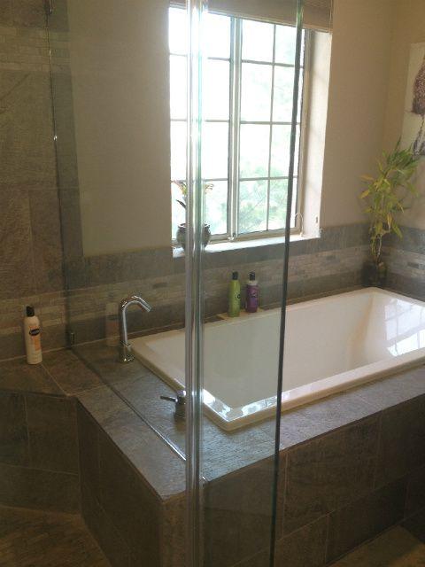 Kohler Underscore Bathtub Photo | We Have A 5u0027 Underscore, Drop In With Tile