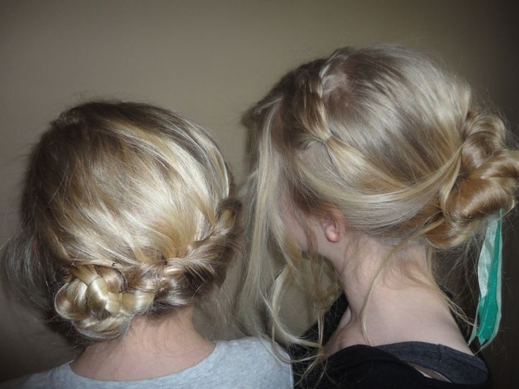 disney's frozen hair styles | ... 23rd (Elsa and Anna's coronation hairstyles from Disney's Frozen