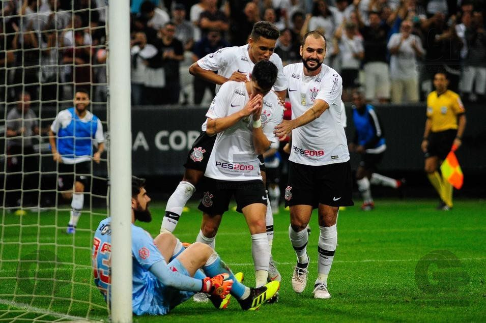 Campeonato Brasileiro 2018 Corinthians X Vasco Campeonato Brasileiro Corinthians X Vasco Corinthians Jogadores