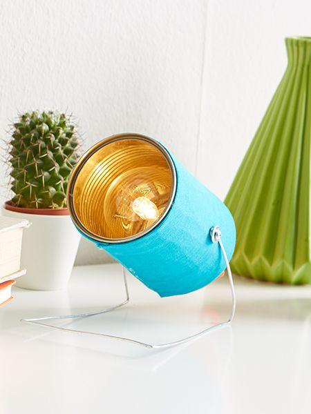 Dosenlampen DIY