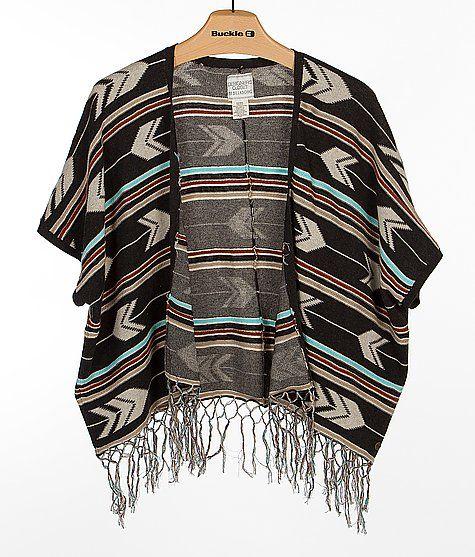 Billabong Word For Word Cardigan Sweater