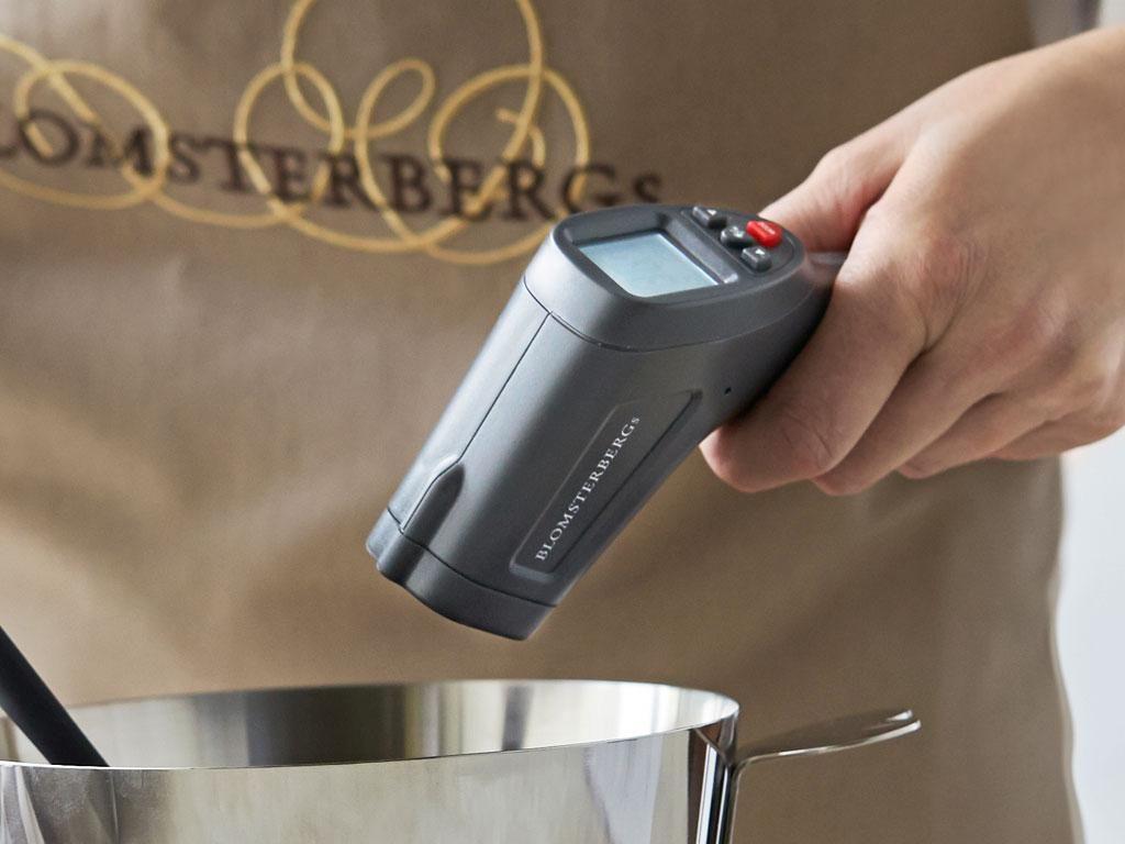 chokoladetermometer mette blomsterberg