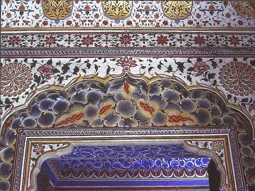 The Phool Mahal: Junagarh Fort ~ Bikaner