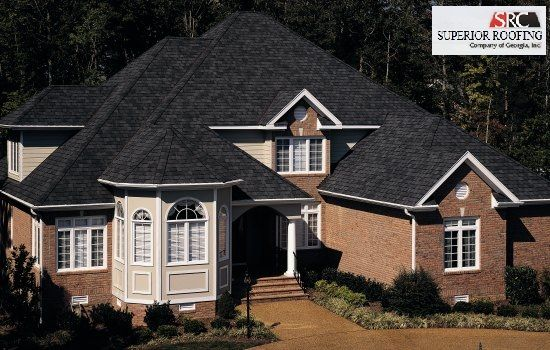 Grand Manor Black Pearl Roof Shingles Roofing Certainteed