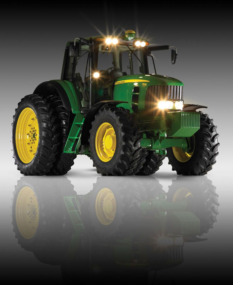 John Deere Traktor Spielzeug