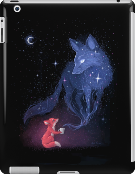 Celestial Ipad Snap Case by freeminds
