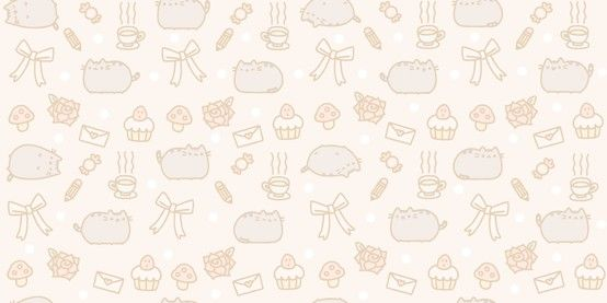 Pusheen Bg Wallpaper Laptop Wallpaper Iphone Background