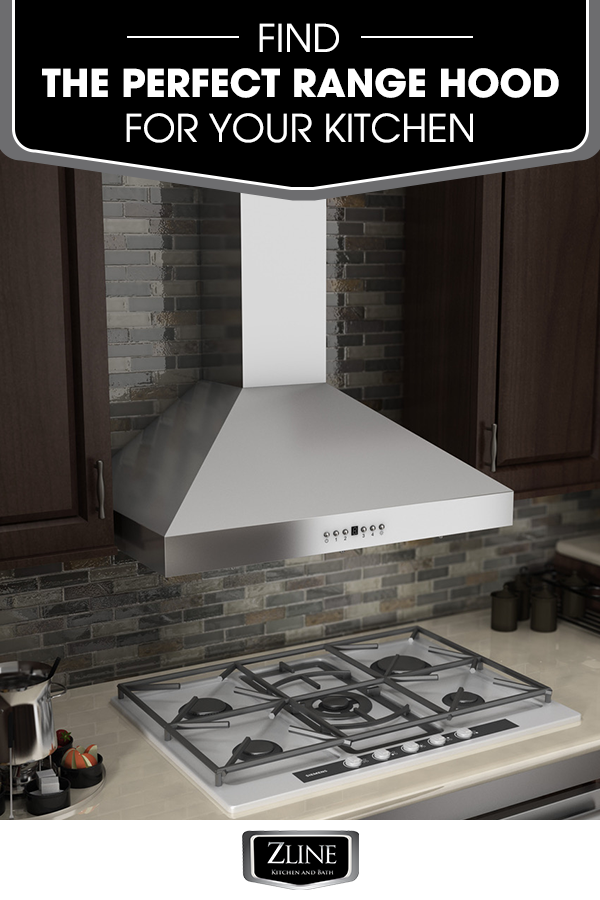 Complete The Perfect Kitchen With A Designer Range Hood From Zline We Specialize In Stainless Steel Hoods Glass Copper Home Home Decor Kitchen Ventilation