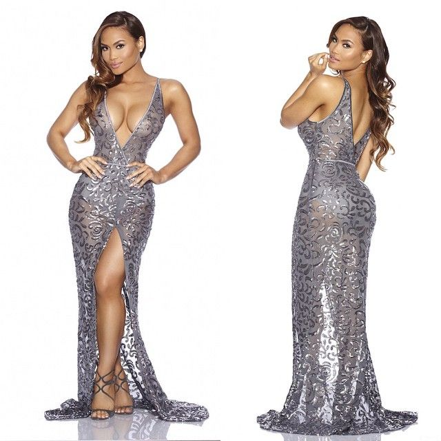 Elegant Shinny Dresses