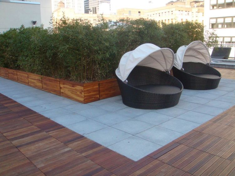 Balkon fliesen aus holz 50 stilvolle outdoor ideen kindergarten