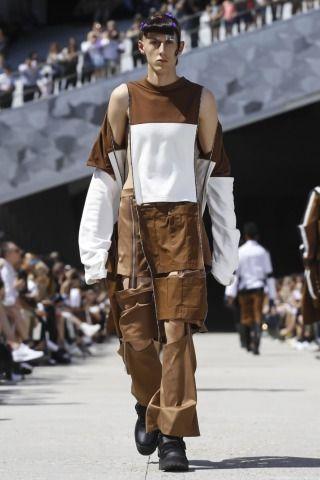 Hood By Air @ Paris Menswear Spring Summer 2016 Primavera Verano #Menswear #Trends #Tendencias #Moda Hombre