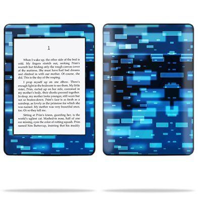 Protective Skin Decal Cover for Amazon Kindle Paperwhite ...
