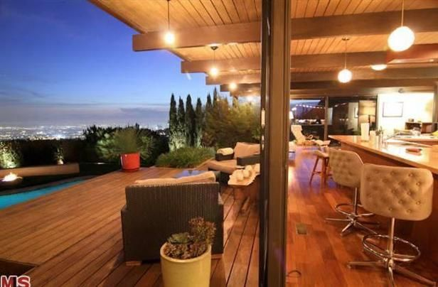 Deck ....a little mid century high on the glamour!