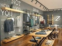 Small Retail Clothing Store Design Ideas Clothing Store Design