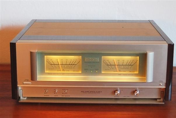 vintage audio amps