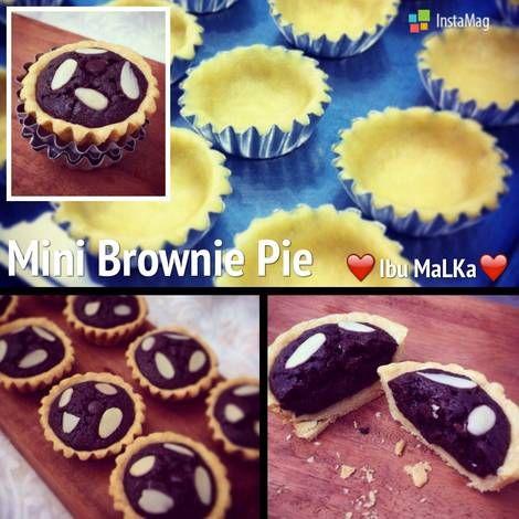 Resep Pie Cokelat Ganache Oleh Opibun Resep Kue Tart Buah Kue Lezat Makanan