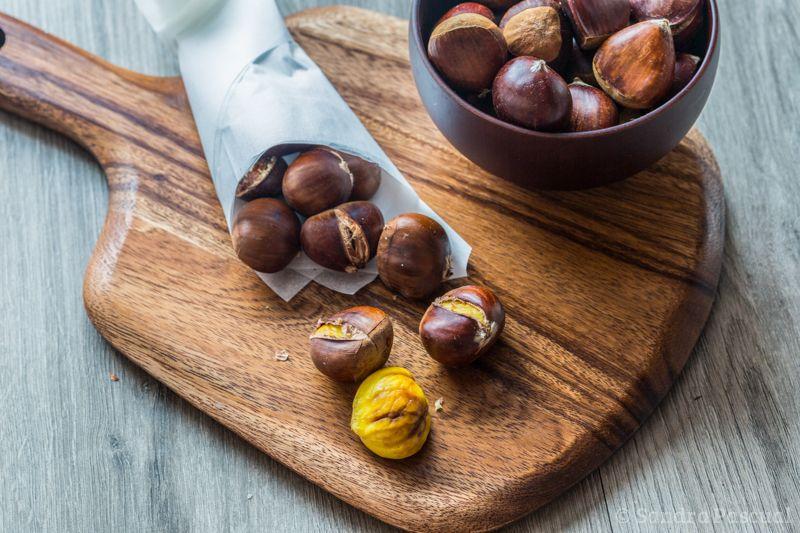 Comment faire des marrons chauds conseils astuces et recettes in my kitchen pinterest - Comment cuisiner des marrons ...