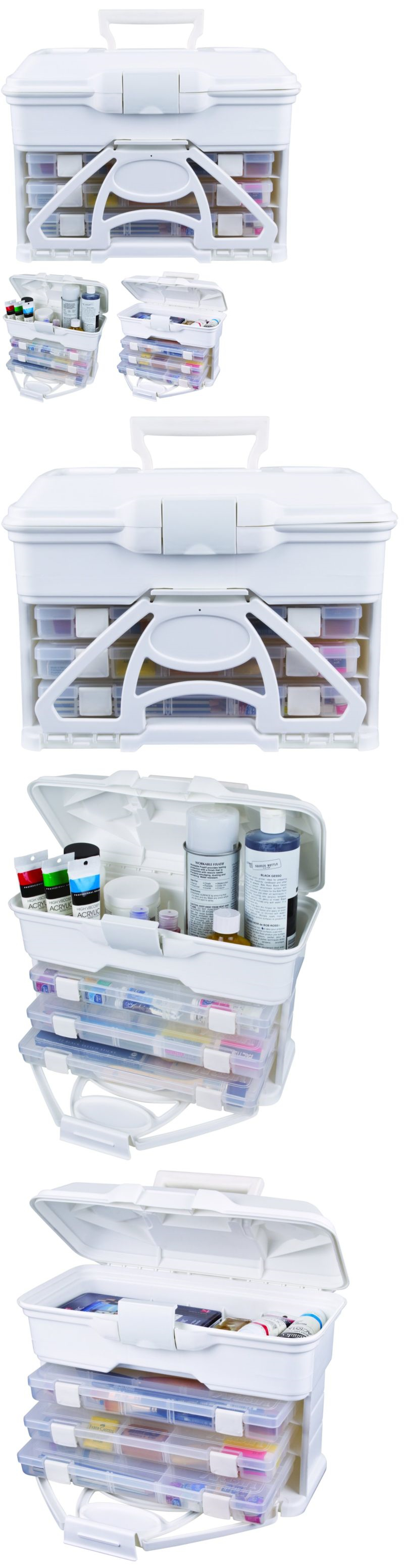 Sewing Boxes and Storage 83965: Cabinet Storage Organizer Box ...