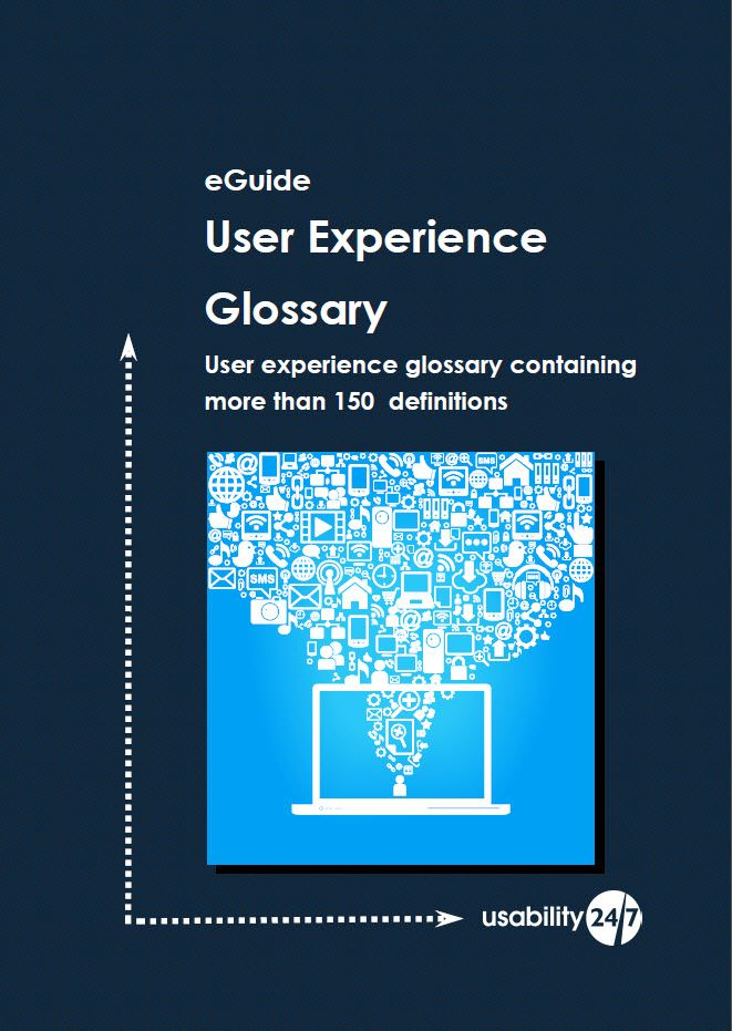 User Experience Glossary Ux User Experience Study Creative