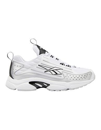 Reebok Men's Men's DMX Series 2K Sneakers White Size