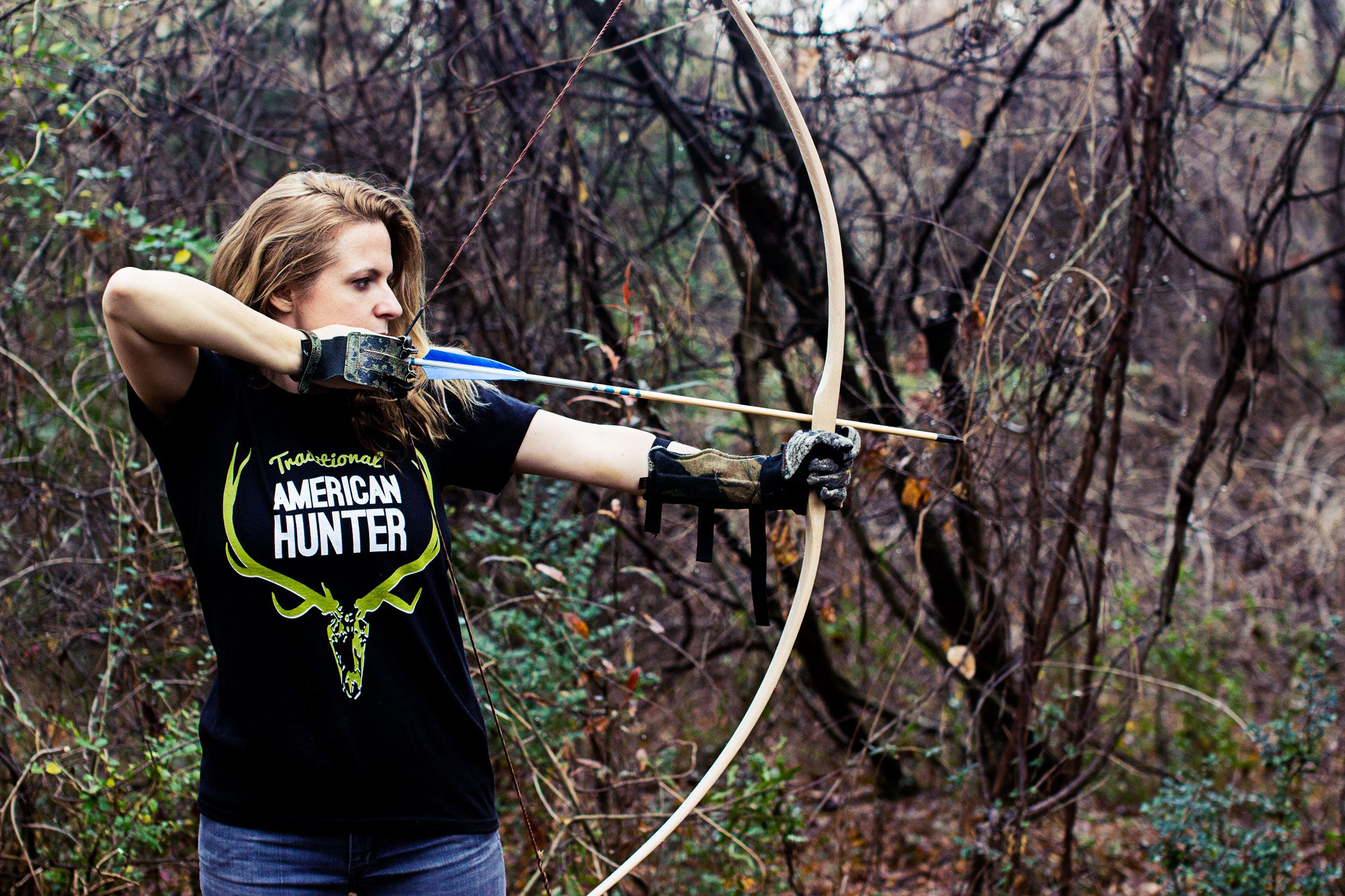 KP Archery Handcrafted Longbow Review By Melissa Hunt