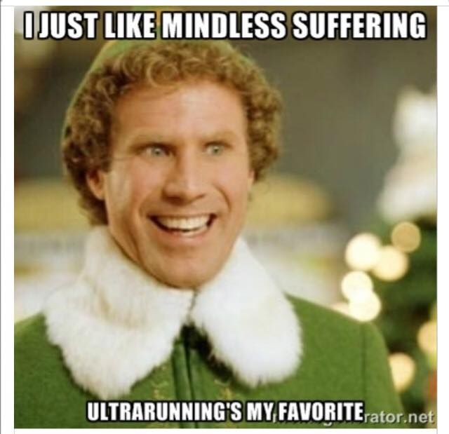 favorite ultrarunning