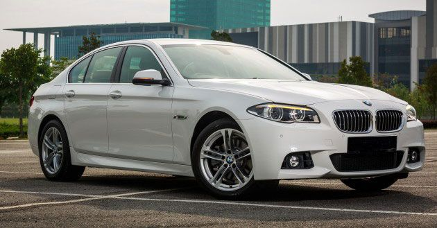 The Bmw 520d Xdrive Has All The Desirable Qualities You Find In A