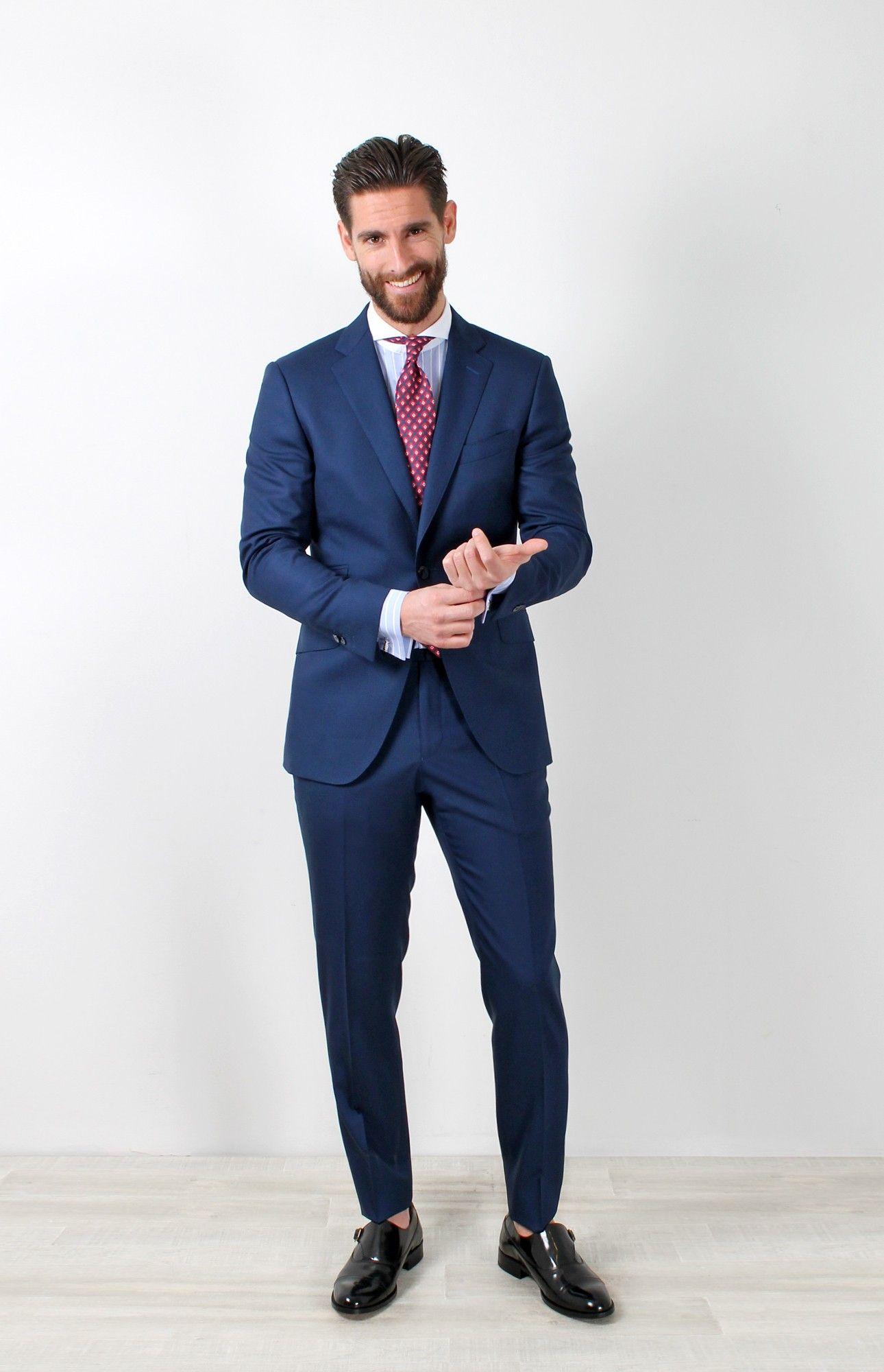 ScalperS Suit Navy - HOMBRE