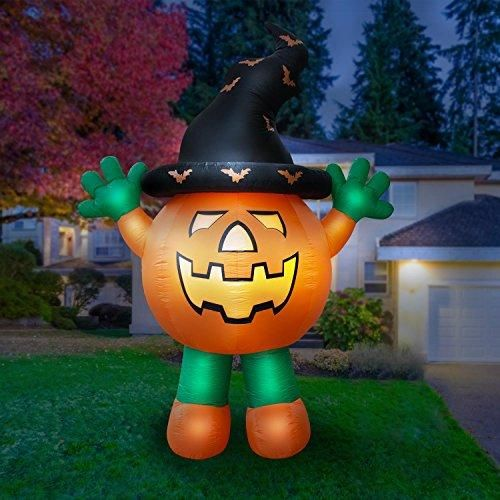 WOW Holidayana Airblo is here! See it at   1morew - inflatable halloween decoration