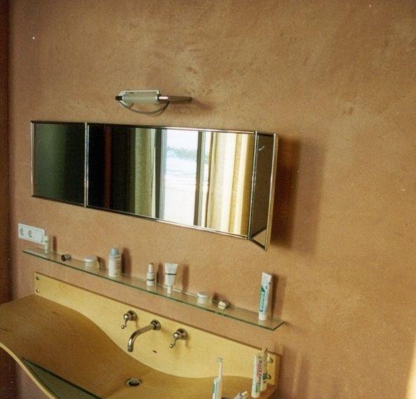Fugenloses Bad in Putz | Fugenlos für Bad und Boden | Pinterest