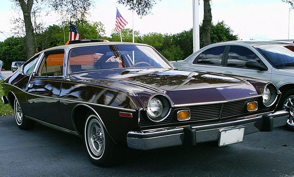 76 Amc Matador American Motors American Motors Corporation Amc