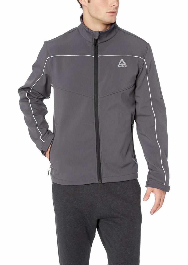 Reebok Men S Standard Softshell Active Jacket L Reebok Men S Standard Softshell Active Jacket Shopinzar Com Outerwear Jackets Hoodies For Sale Active Jacket [ 1127 x 800 Pixel ]
