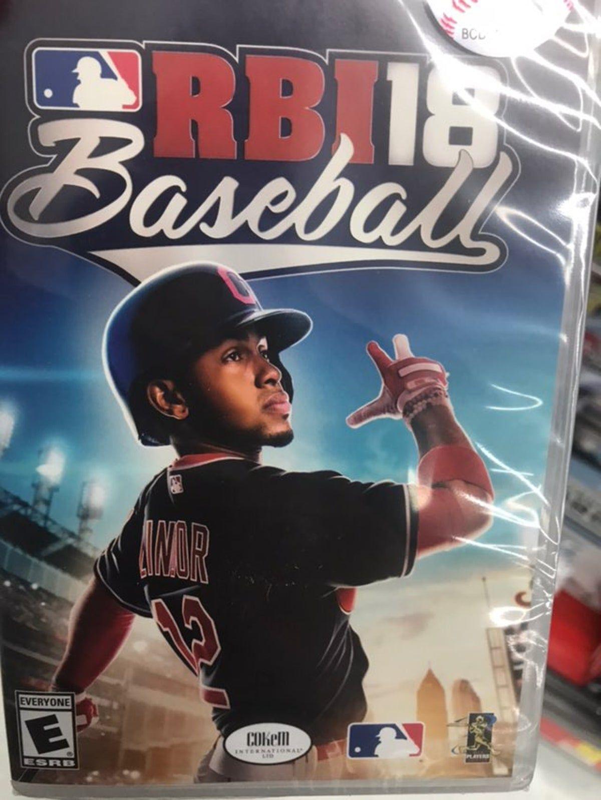 Rbi Baseball Nintendo Switch Video 2018 in 2020 Switch