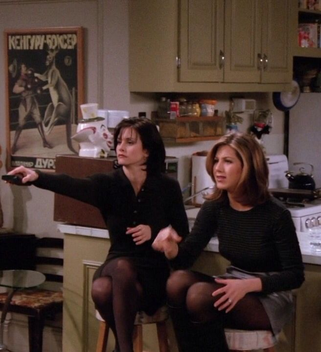 Pantyhose Courtney cox